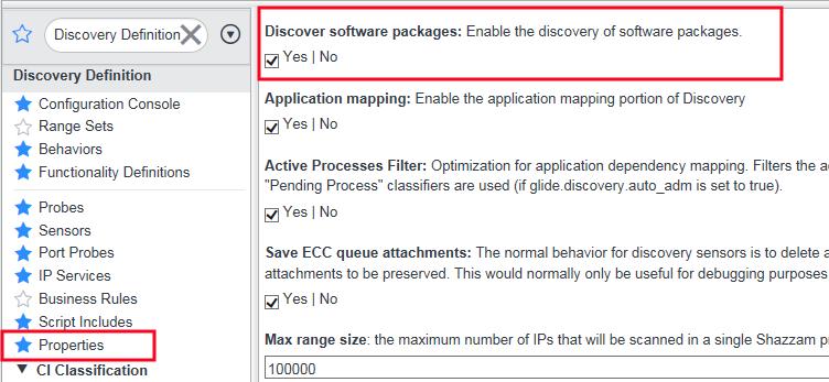 Como agregar los Security Update al CI - Discovery Software Package