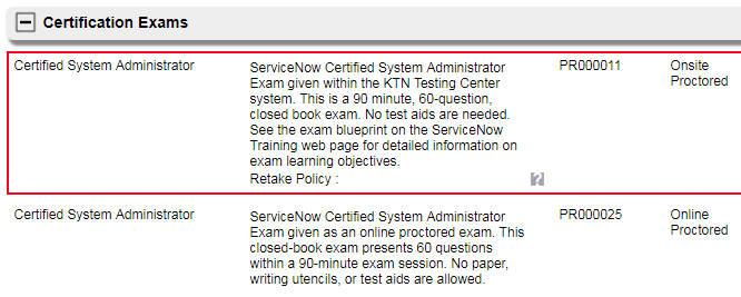 Mi experiencia con el examen ServiceNow Certified System Administrator - Examen2