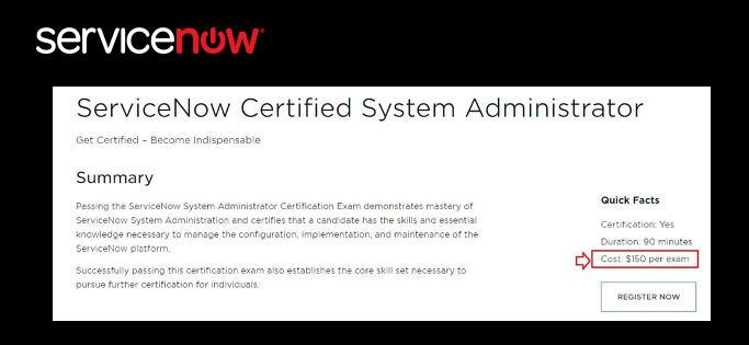 Mi experiencia con el examen ServiceNow Certified System Administrator