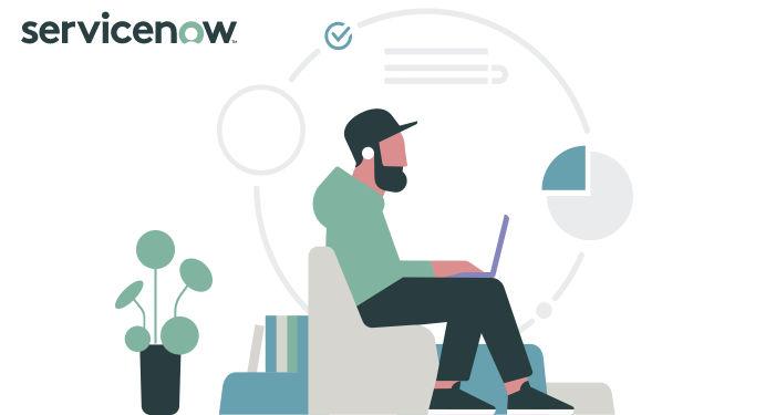 Servicenow ITBM - Header